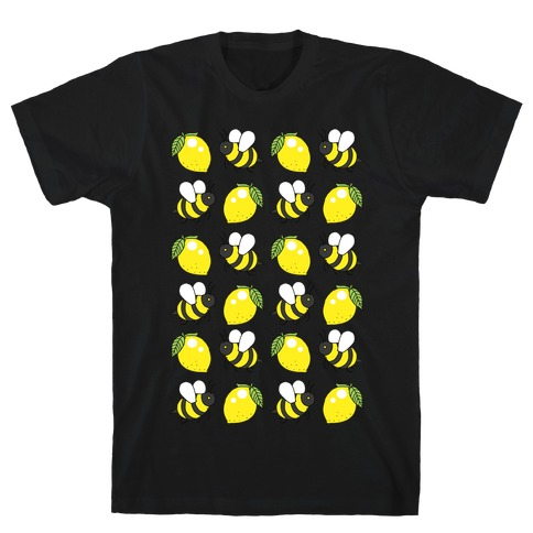Lemon And Bee T-Shirt