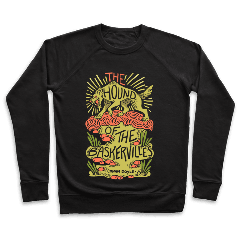 The Hound Of The Baskervilles Pullover