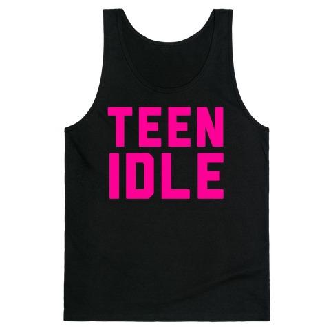 Teen Idle Tank Top