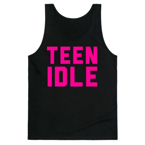 Teen Idle Tank Top