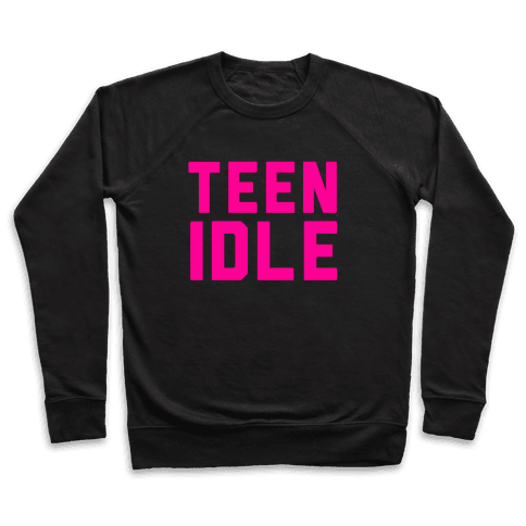 Teen Idle Pullover