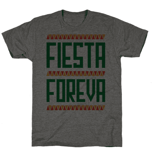 Fiesta Foreva Mens T-Shirt