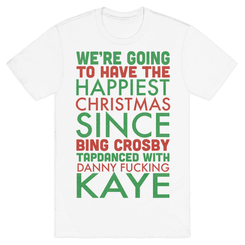 A Happy Christmas Mens T-Shirt