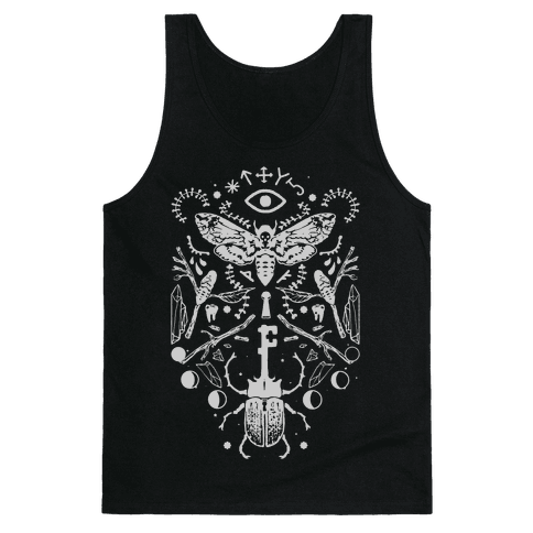 Occult Musings Tank Top