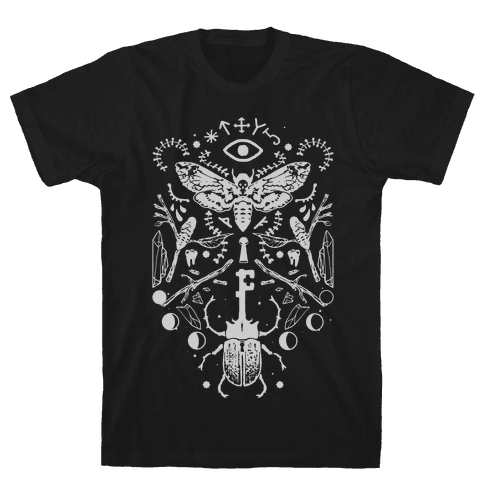 Occult Musings Mens T-Shirt