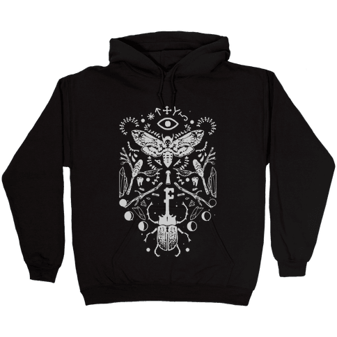 Occult Musings Hooded Sweatshirt