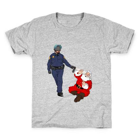Pike and Santa Kids T-Shirt