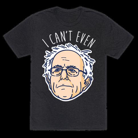 Bernie Cant Even