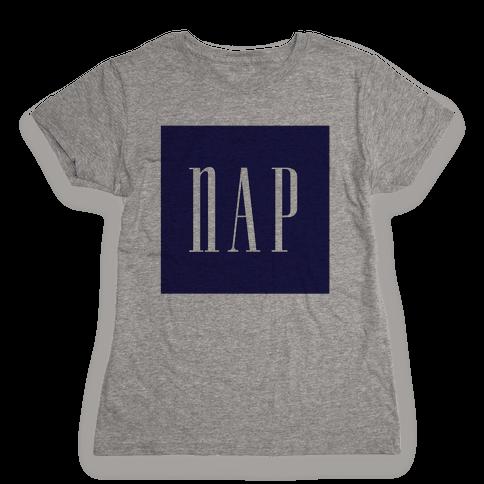 Nap Womens T-Shirt