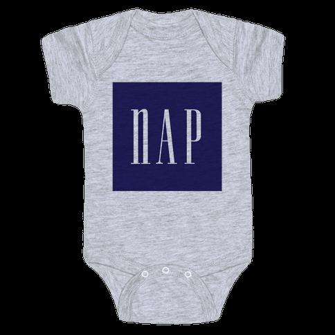 Nap Baby Onesy