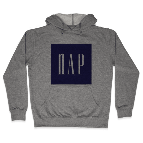 Nap Hooded Sweatshirt