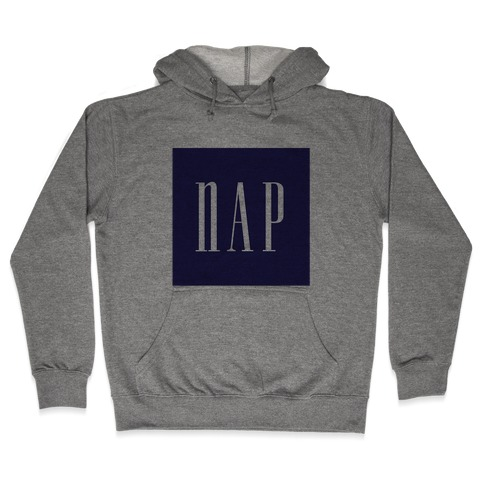 Nap Hooded Sweatshirt