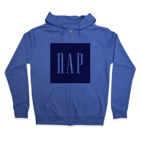 Nap Zip Hoodie