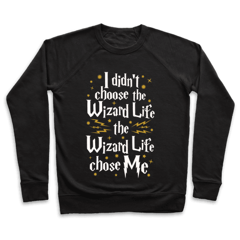 The Wizard Life Chose Me