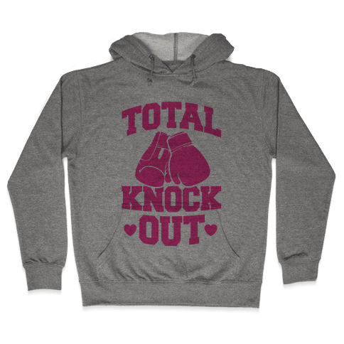 Total Knockout Hooded Sweatshirt