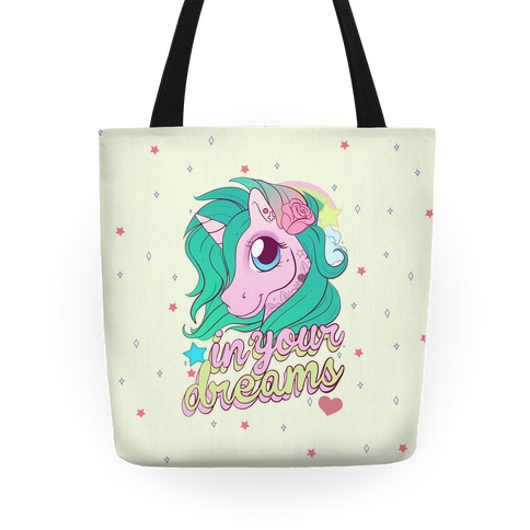 In Your Dreams Tote