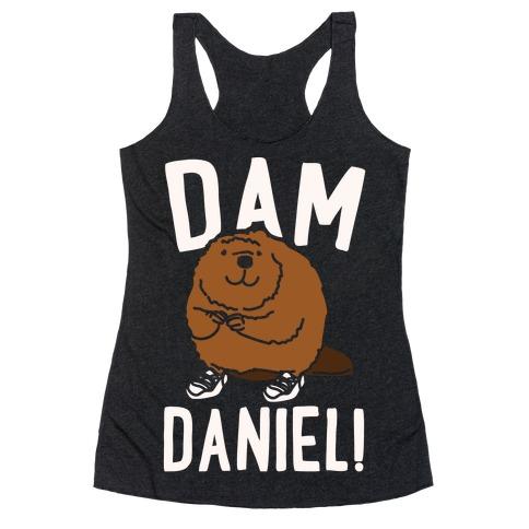 Dam Daniel Racerback Tank Top