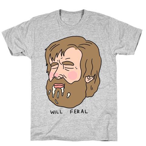 Will Feral T-Shirt