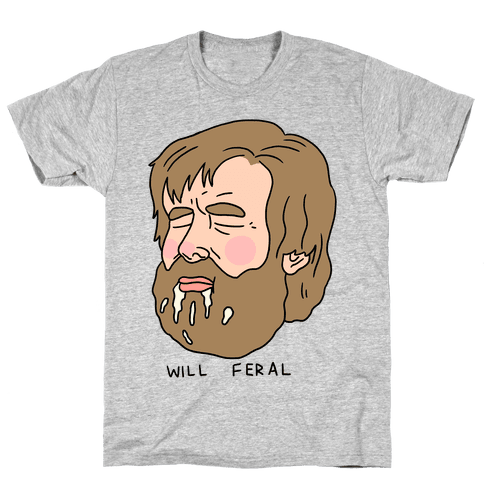 Will Feral Mens T-Shirt