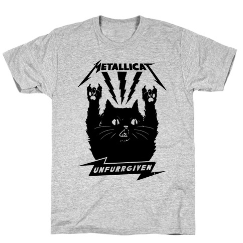 Metallicat Unfurrgiven Black Edition T-Shirt