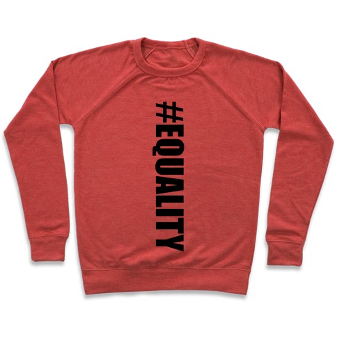 #EQUALITY Pullover