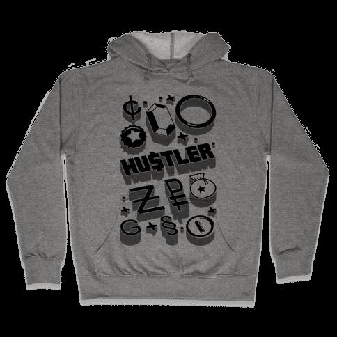 Game Money Hustler Hooded Sweatshirt