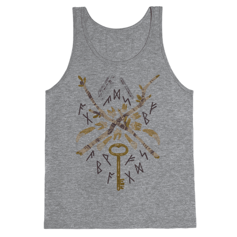 Occult Divination Collection Tank Top