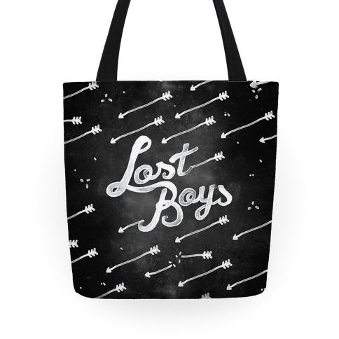Lost Boys Totes