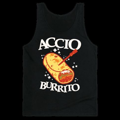 Accio Burrito Tank Top