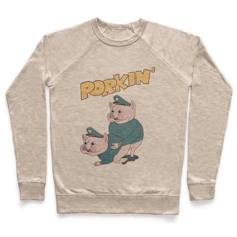 PORKIN' (VINTAGE) Pullover