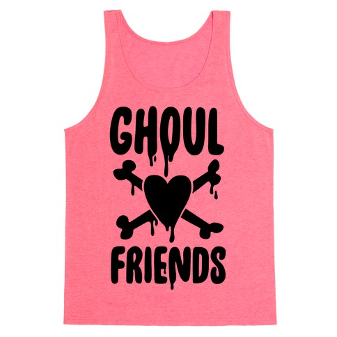 Ghoul Friends Tank Top