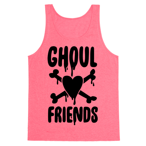 Ghoul Friends Tank Top