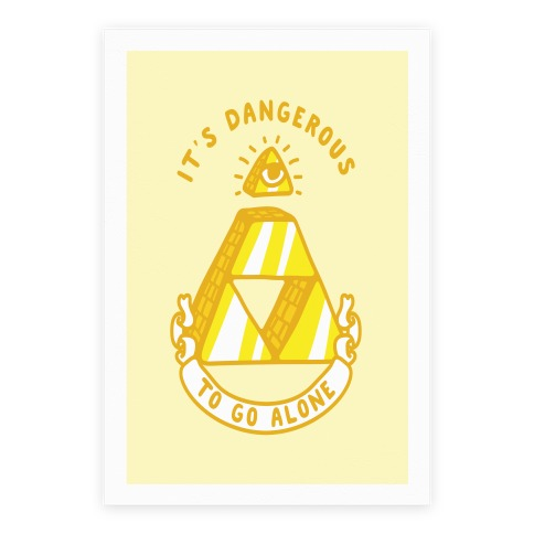 Illuminati Triforce Poster
