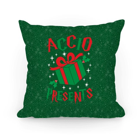 Accio Presents Pillow