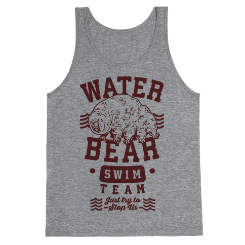 Waterbear Swim Team Tank Top
