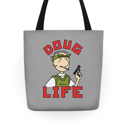 Doug Life Tote