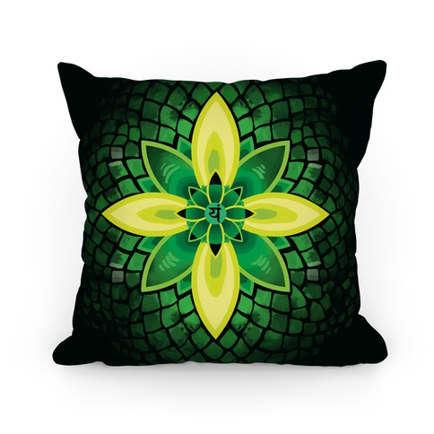Anahata, The Heart Chakra Pillow