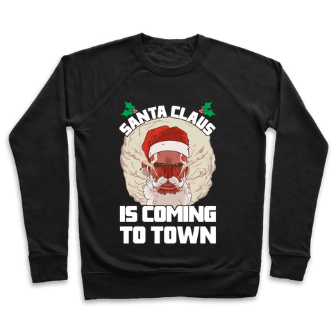 Titan Santa Claus Is Coming To Town