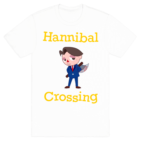 Hannibal Crossing Mens T-Shirt