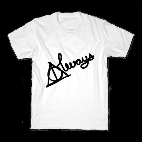 Hallows Always Kids T-Shirt