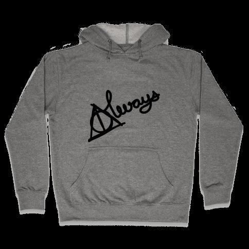 Hallows Always Hooded Sweatshirt