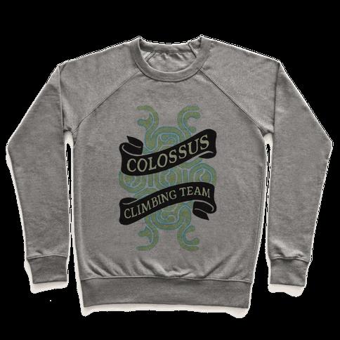 Colossus Climbing Team Pullover