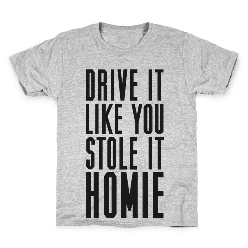Drive It Kids T-Shirt