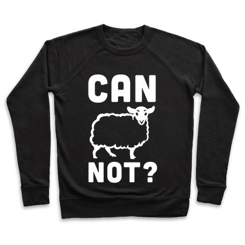 Can Ewe Not? Pullover