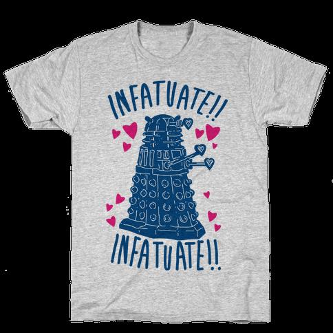 INFATUATE!! INFATUATE!! Mens T-Shirt