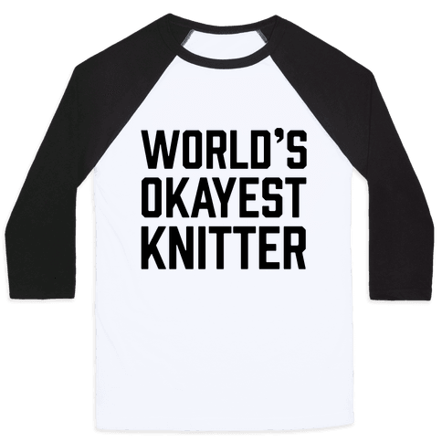 World's Okayest Knitter