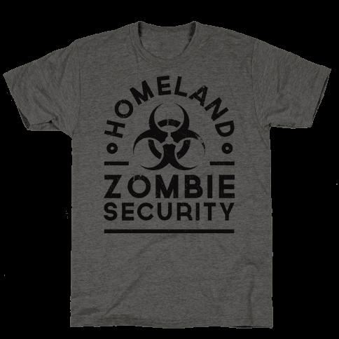Homeland Zombie Security