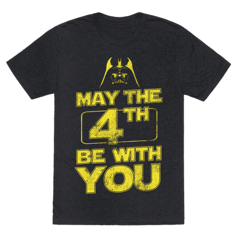 May the 4th Be With You (Vintage)