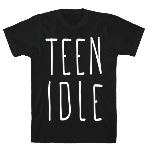 Teen Idle Mens T-Shirt