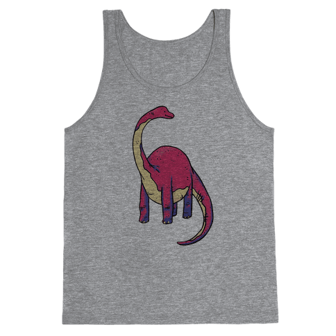 Derpy Dinosaur Tank Top